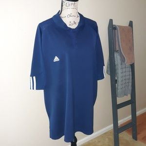 Adidas golf polo. 2XL. EC. A115